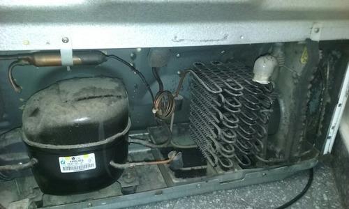 carga de gas heladera y aire acondicionado split