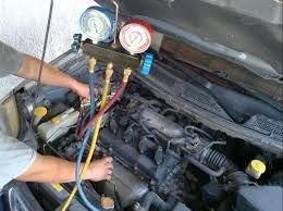 carga de gas reparación aire acondicionado automotriz chacao