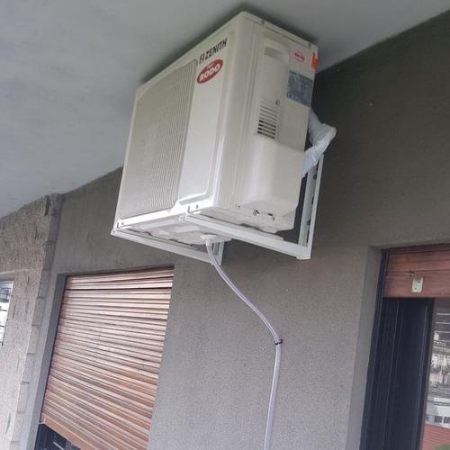 carga de gas split aire acondicionado matriculado