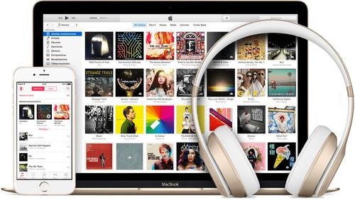 carga de música & videos  para iphone, ipod, ipad y mas