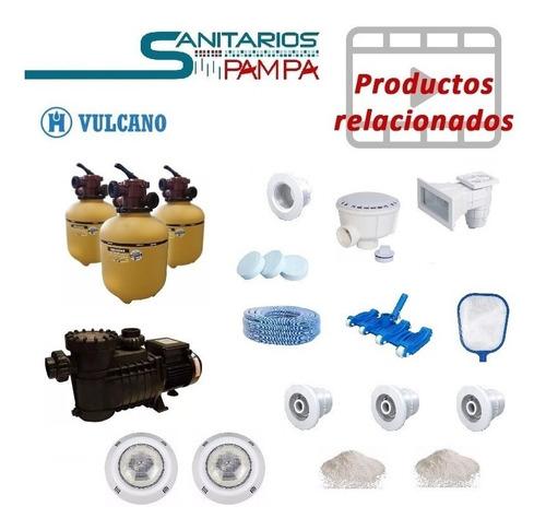 carga filtrante filtro vulcano vc30 cuarzo y antracita