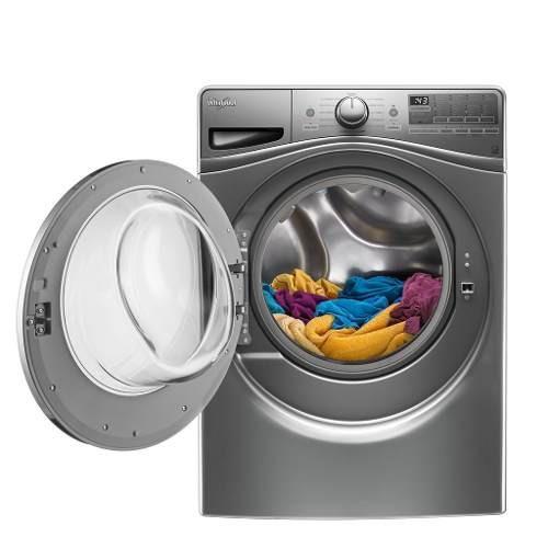 carga frontal lavadora whirlpool