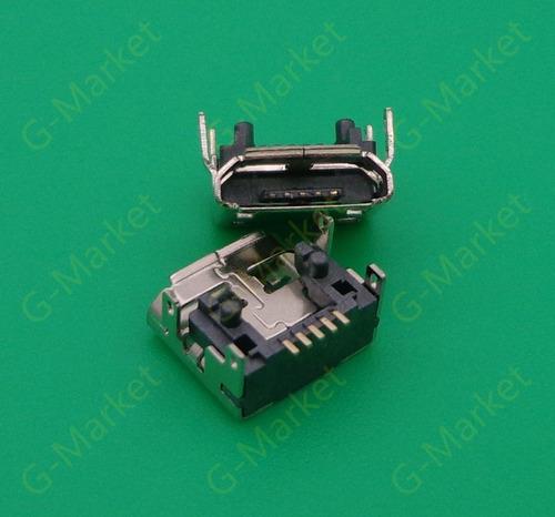 carga jack socket conector fêmea de 5 pinos jbl flip3 8peças