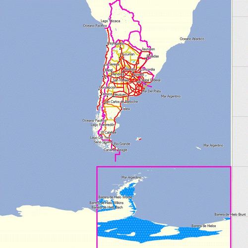 carga mapas gps garmin 2017 mercosur y brasil en el acto.