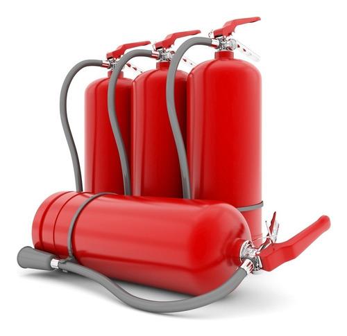 carga recarga de extintores de polvo quimico seco