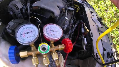 carga recarga de gas aire acondicionado automotor ituzaingo