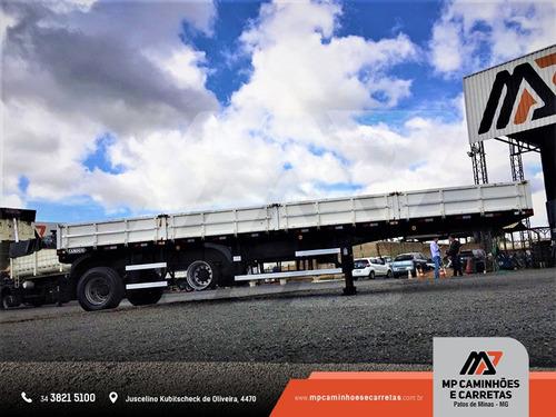 carga seca randon 2 eixos 10 metros  2014