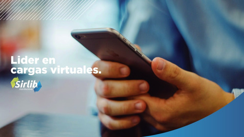 carga virtual + sube + red bus + deb/cred! te potenciamos!
