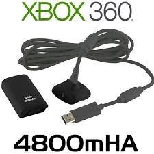 carga xbox 360 cargador