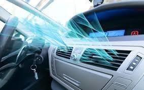 carga y reparación de  aire acondicionado automotor