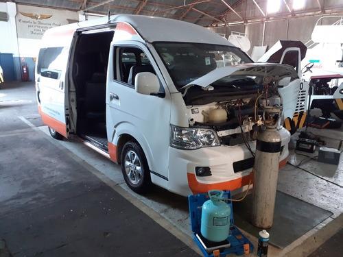 carga y reparacion de aire acondicionado  autos 097 987 766