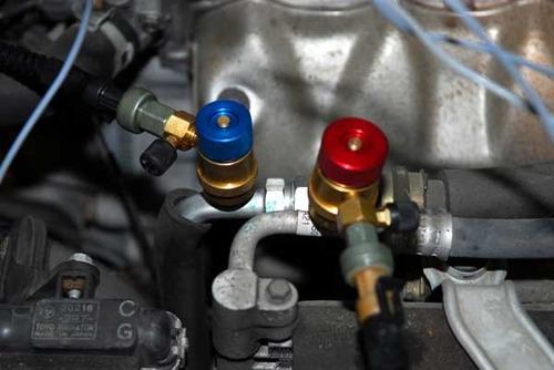 carga y reparacion de aire acondicionado de autos