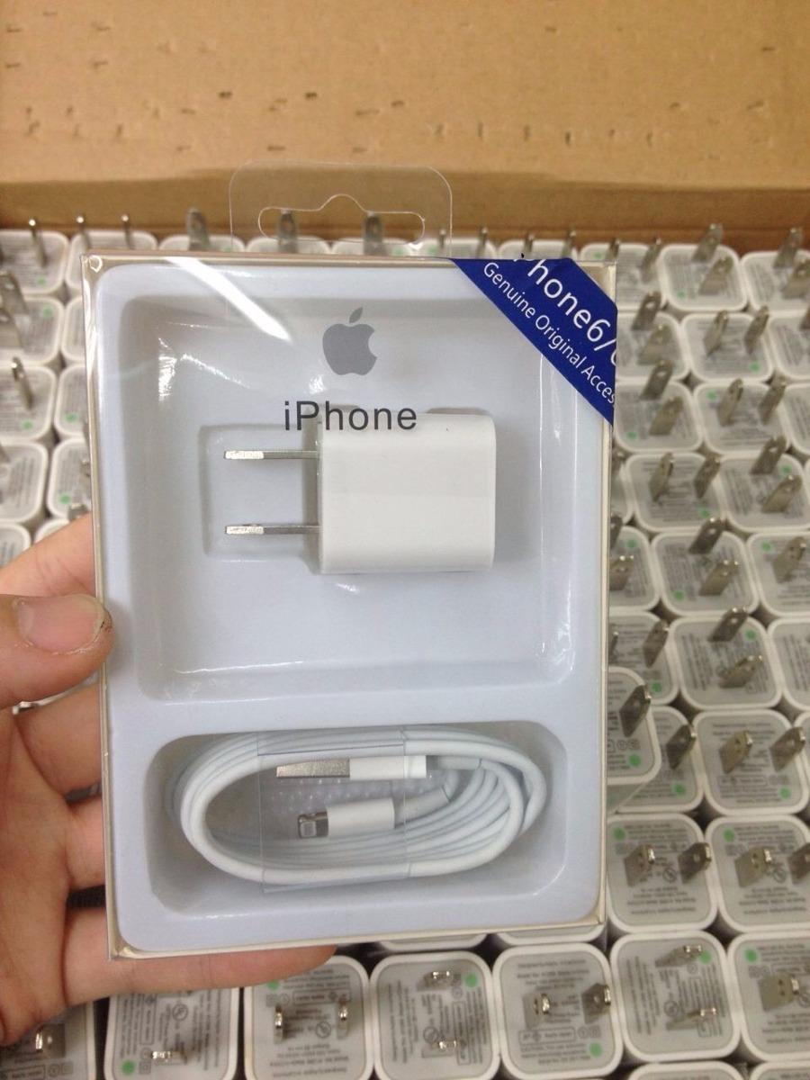 d70208c2410 Cargador 100%original Para iPhone 8 Iphone7 iPhone 6sellado ...