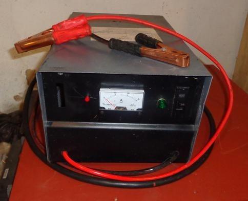 cargador 12 voltios 45 amperios