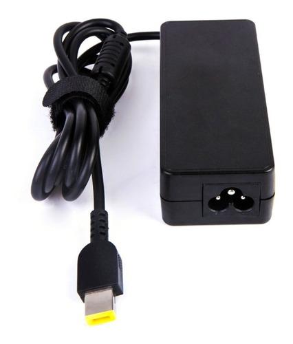 cargador 20v 3.25a 65w para thinkpad lenovo x1 edge cuadrada
