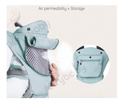 cargador 3 en 1 para bebe canguro cargadora, mochila