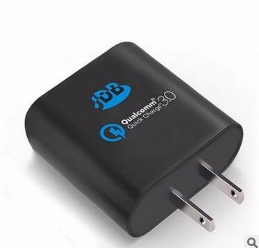 cargador 3.0 jdb qualcomm carga rapida+ cable y envio gartis