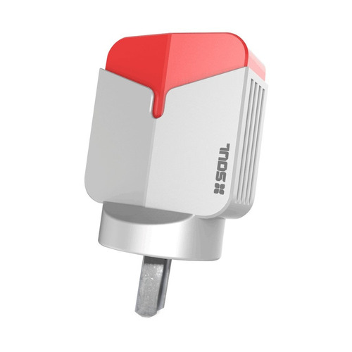 cargador 3.1a turbo fast charge 3 puerto usb - factura a / b