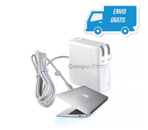 cargador 60w apple macbook pro 13 a1278 16.5v 3.65a pereira