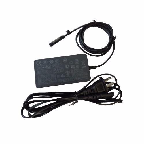 cargador ac microsoft surface pro 1, 2, rt 1536 12v 3.6a