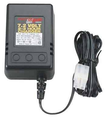 cargador ac para baterías 7.2v ni-cd / ni-mh, hobbico.!