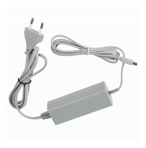 cargador adaptador corriente para wii u gamepad