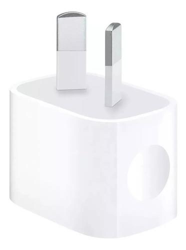 cargador adaptador de pared a usb 1 amper modelo iphone