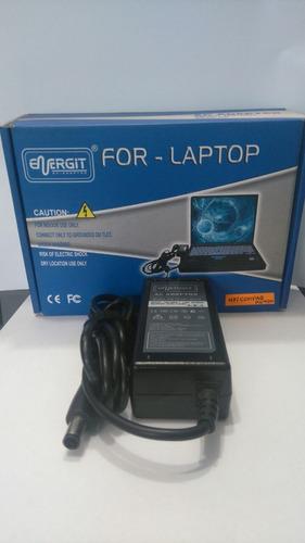cargador adaptador fuente laptop hp compaq 18.5v 3.5a energi