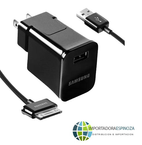 cargador adaptador original tablet samsung galaxy tab