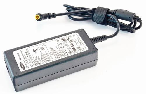 cargador adaptador samsung mini 19v 2.1a original nuevo