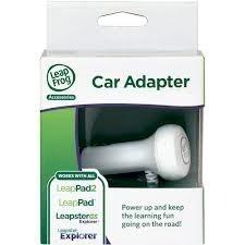 cargador adaptador tableta leappad leapster para auto viaje