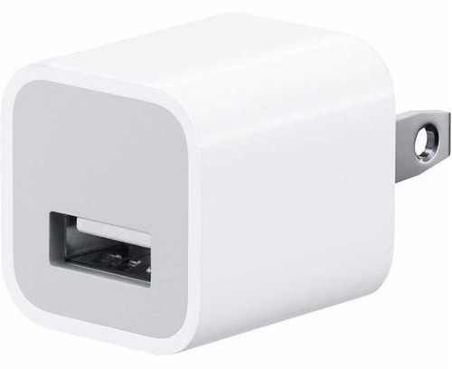 cargador apple iphone 5 6 6s cable + adaptador original!!!