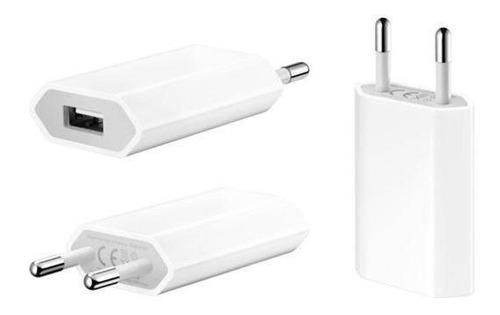 cargador apple original usb 5w iphone 6 7 8 x xs xr - power adapter