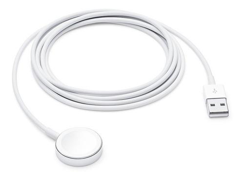 cargador apple watch magnético para todas las series 1 metro