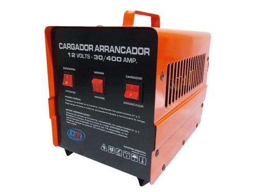 cargador arrancador 12 volts 30/400 amp. industria argentina