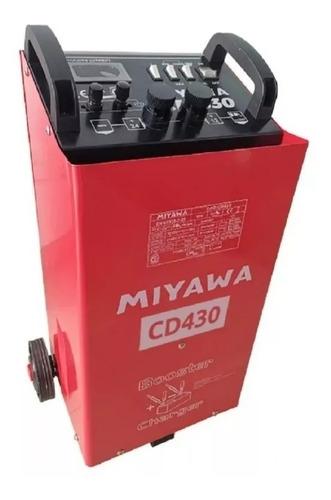cargador arrancador 400 amp miyawa