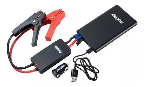 cargador arrancador energizer portatil- bank power auto moto