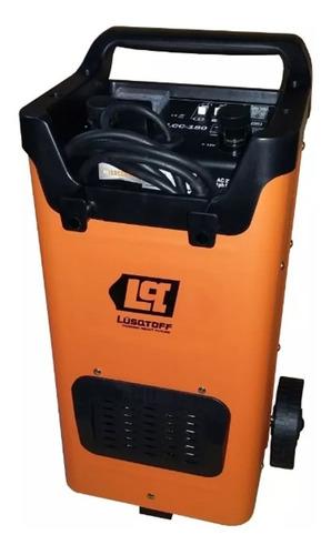 cargador arrancador lusqtoff 30 amp 12v/24v agenciero