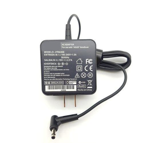 cargador asus vivobook max x441n x441na 19v 2.37a
