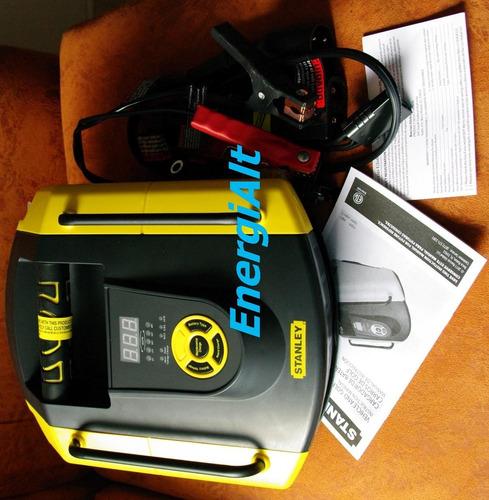 cargador bateria 6v 12v 24v 36v 48v stanley gel agm carro fl