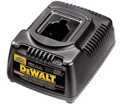 cargador bateria 9.6-18 voltios niquel dewalt modelo dw-9116