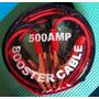 Cable De Puente Para Batería - 500 Amp