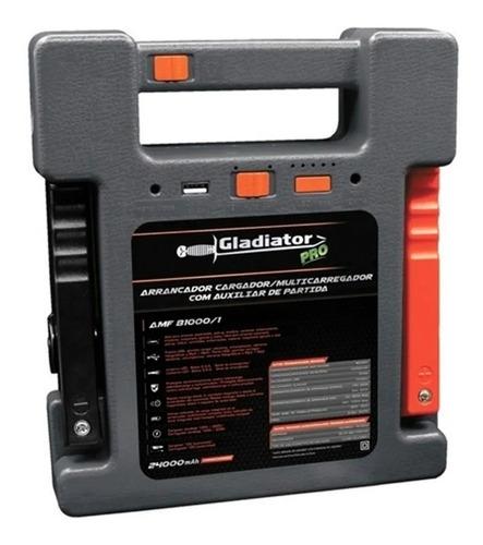 cargador bateria arrancador 12-24v 400/500a 24000mha camion