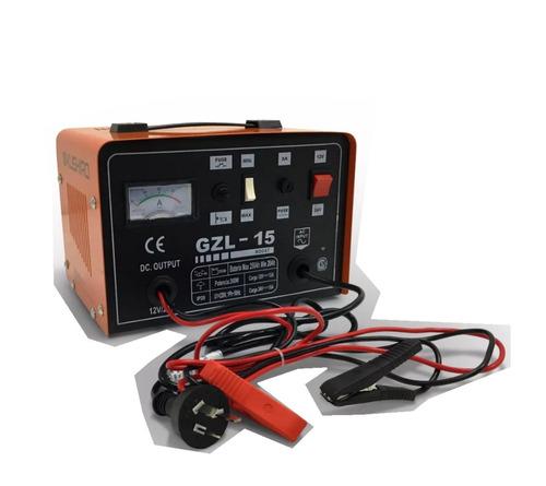 cargador bateria auto stop kushiro 15 amp 12v/24v zona norte