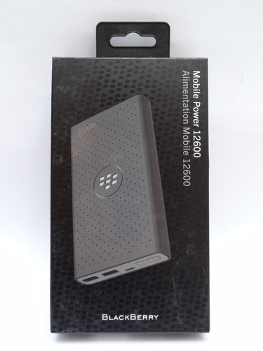 cargador bateria blackberry mp-12600 mobile power (fedorimx)