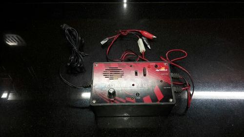 cargador bateria buggie car nitro carro gasolina