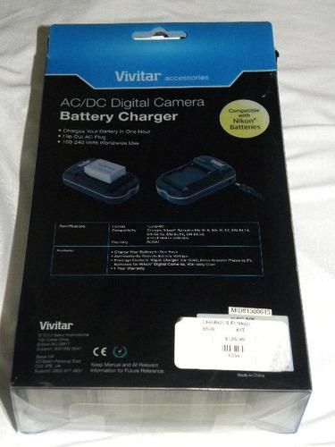 cargador bateria camara