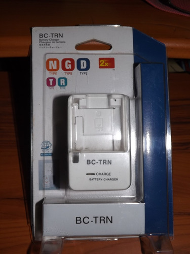 cargador batería cámara sony np-bg1 bn1 bd1 ft1