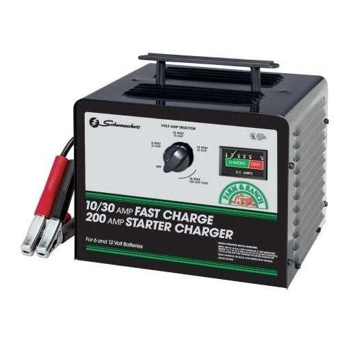 cargador bateria carga