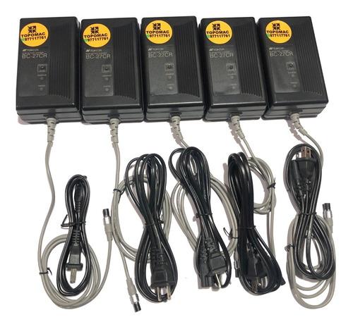 cargador bateria estacion total topcon bc 27cr bc27 topomac